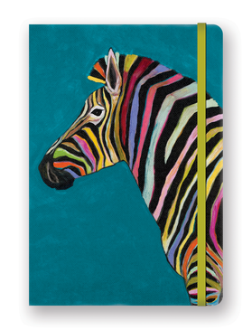 Compact Journal Zebra