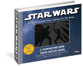 star wars,scanimation,books