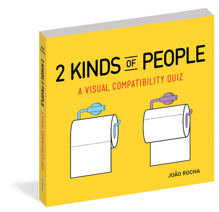 books,funny,two kinds of people