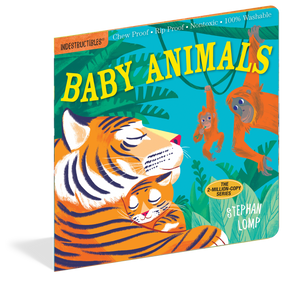 indestructibles,books,baby books,baby animals