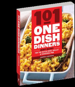 recipes, one dish dinner, cookbooks