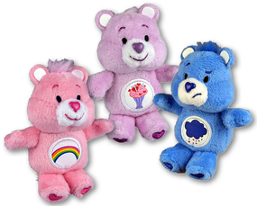 world's smallest, care bear, stuffed animal, toys