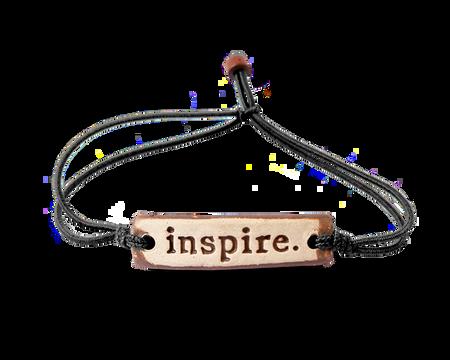 inspirational word, bracelet, waterproof