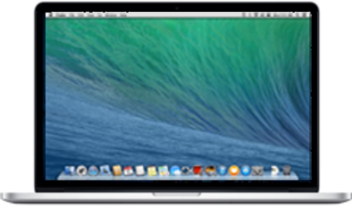 "15"" MacBook Pro - Retina Display"