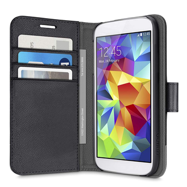 Belkin 2-IN-1 Wallet Folio Case for Samsung Galaxy S5