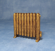 Column Radiator Antique Gold