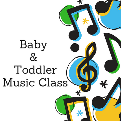 Baby & Toddler Music Class- Punch Card