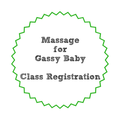 Massage for Gassy Baby Registration