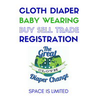 Cloth Diaper & Baby Wearing Buy Sell Trade