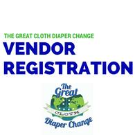 Vendor Table Registration - Great Cloth Diaper Change