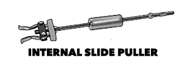 Internal Bearing Slide Puller