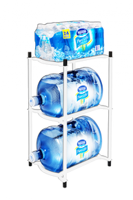Arctic White Modular Bottle Rack