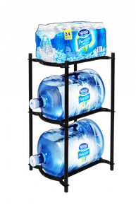 Black Onyx Modular Bottle Rack