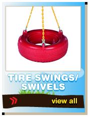 Tire Swings/Swivels