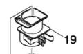 Suction Tube Sleeve (Bushing) for CV30 & CV38 Vacuum