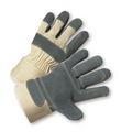 Westchester 500DP-AA Premium Split Cowhide Leather Double Palm Gloves, 1 dozen