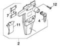 Cover CPL for Tornado CV30 & CV38 Vacuum