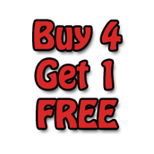 Buy 4 Get 1 FREE Nut-Med Pain Relief Spray and Cream