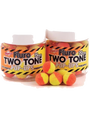 Dynamite Fluro Tutti Frutti & Pineapple Two Tone Pop-Ups