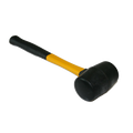 DK Tools 8oz Rubber Peg Mallet