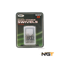 NGT Quick Change Swivels Size 8