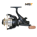 NGT HD860 6BB Carp Runner Reel