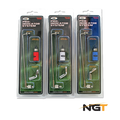 NGT Set of 3 Maxi bar 'Pro-Indicator' System In Red, White & Blue