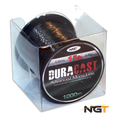 NGT 15lb Brown 'Duracast' Bulk Fishing Line - 1000m Spool