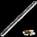 NGT 2m, 2pc Fiberglass 'Screw Fix' Net Handle