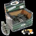 NGT inline flat method feeders - 40gm