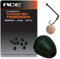 ACE Tungsten Teardrops Weights