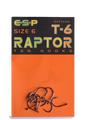 E-S-P Raptor T-6 Hooks
