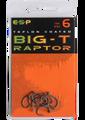 ESP Big T Raptor Hooks