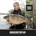 Nash 2014 Carp Fishing DVD -FREE