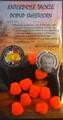 Enterprise Tackle Fluoro Orange Pop Up Sweetcorn