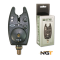 NGT VX-3 Bite Alarm With Volume, Tone, Night Light
