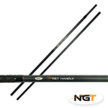 NGT 2pc 6ft Dynamic Carp Full Carbon Net Handle