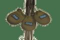Aqua 50mm Rod Ring Protectors - 3 Pack