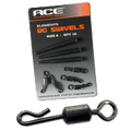 Ace QC Swivels x 10 (Inc AT Sleeves)