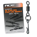 Ace QC Flexi Ring Stiff Link Swivel