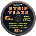 E-S-P Strip Teaze Coated Braid