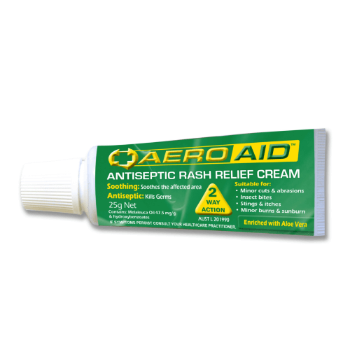 Aero Antiseptic Cream