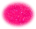 UV Electric Magenta Glitter