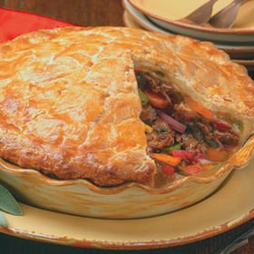 2 Frozen Ready-to-Bake Family-Size Pot Pies