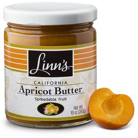 Linn's California Apricot Butter