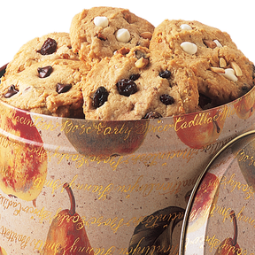 Linn's Grand Homestyle Cookie Gift Tin
