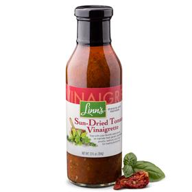 Linn's Sun-Dried Tomato Vinaigrette