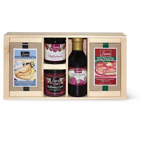 Linn's Scone and Pancake Breakfast Gift Box