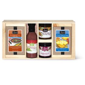 Linn's Chili and Cornbread Muffin Gift Box