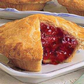 Linn's Single-Serving Red Tart Cherry Pie